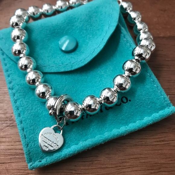 f11244e9e3be0 Tiffany & Co Return to Tiffany's Charm &Bracelet